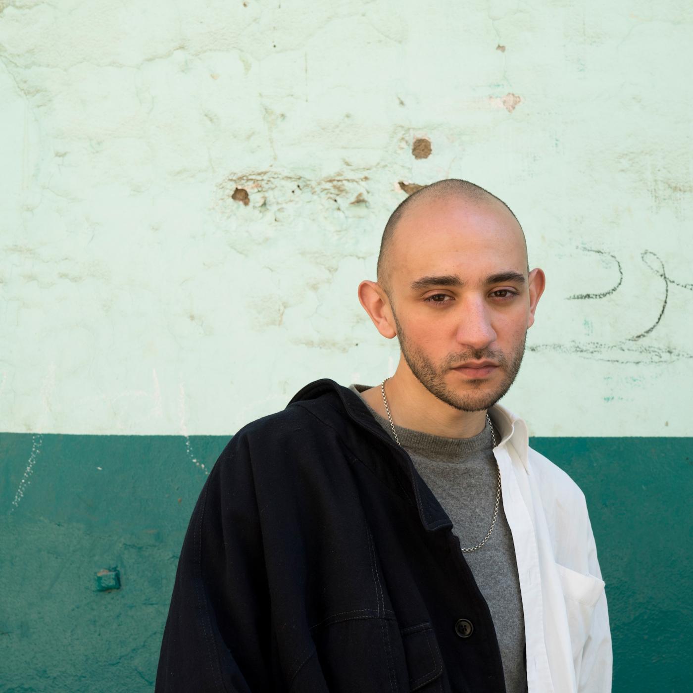 Yazan El Zo'bi, Aman based Artist from Morocco.