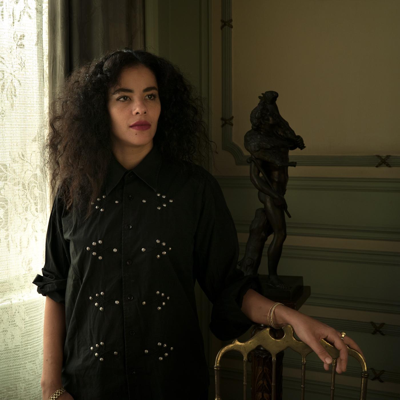 Hebatallah Kashkha, Cairo based Artist.